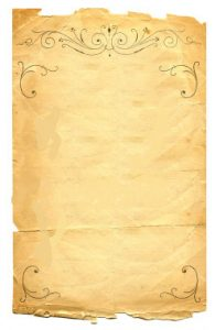 antique paper