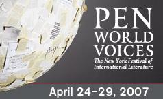Pen World Voices 2007