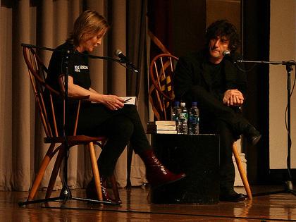 Neil Gaiman at PEN World Voices