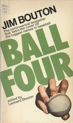Ball Four by Jim Bouton