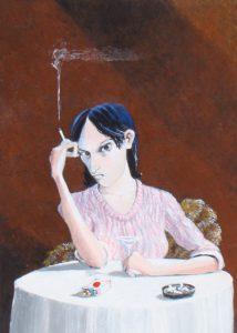 Franny Glass, by David Richardson