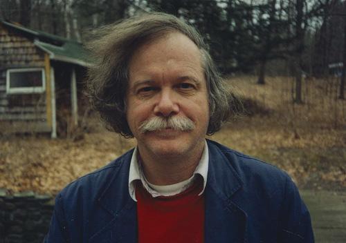 Ed Sanders outdoors