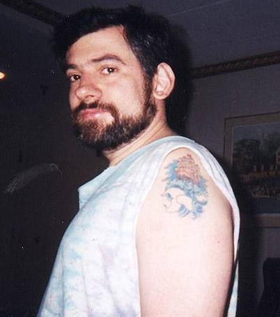 Marc Eliot Stein (Levi Asher) in 2001