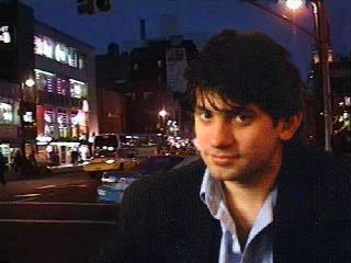 Marc Eliot Stein in New York City