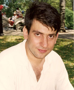 Marc Eliot Stein (Levi Asher) in late 90s